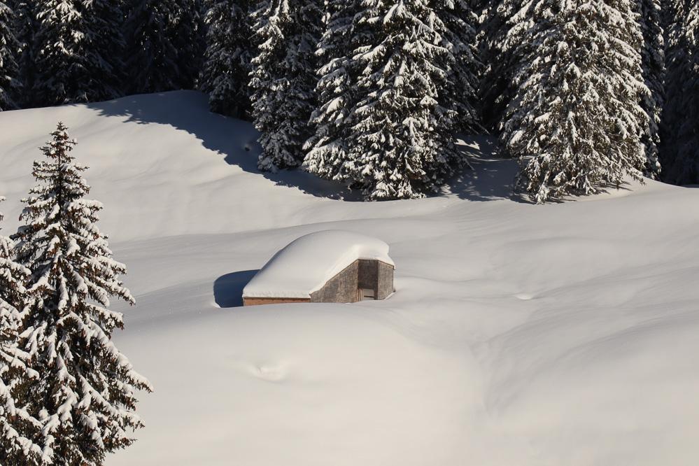 19. März 2019, Josefstag: Der Winter dauert noch eine Weile.